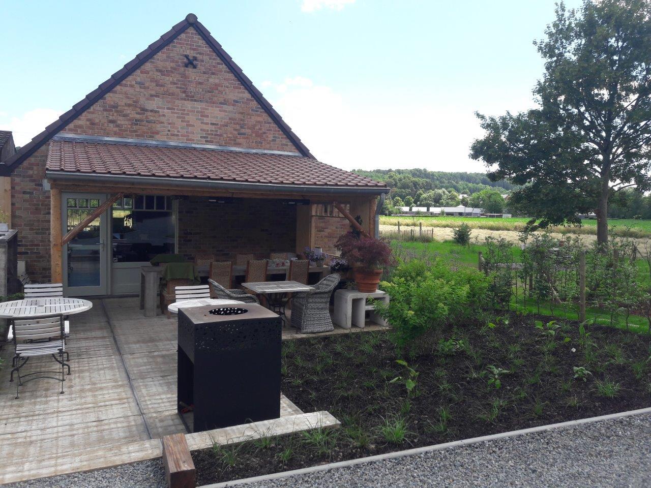 L\'Esquisse du Jardin SPRL   Architecte paysagiste en Belgique