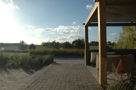 Jardin privé à Hanret (Fernelmont) (2).JPG
